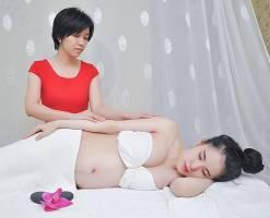 Bà bầu có nên đi xông hơi, massage thường xuyên hay không?