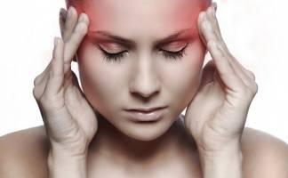 Cách massage bấm huyệt trị nhức đầu