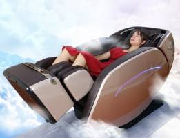 Ghế massage giúp nâng cao hiệu quả làm việc