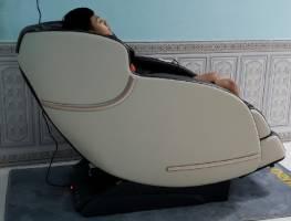 Ghế massage - thiết bị chăm sóc sức khỏe hiện đại