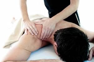 Massage cho người tập thể thao