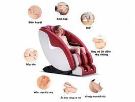 Những đối tượng không thể bỏ qua sản phẩm ghế massage trị liệu