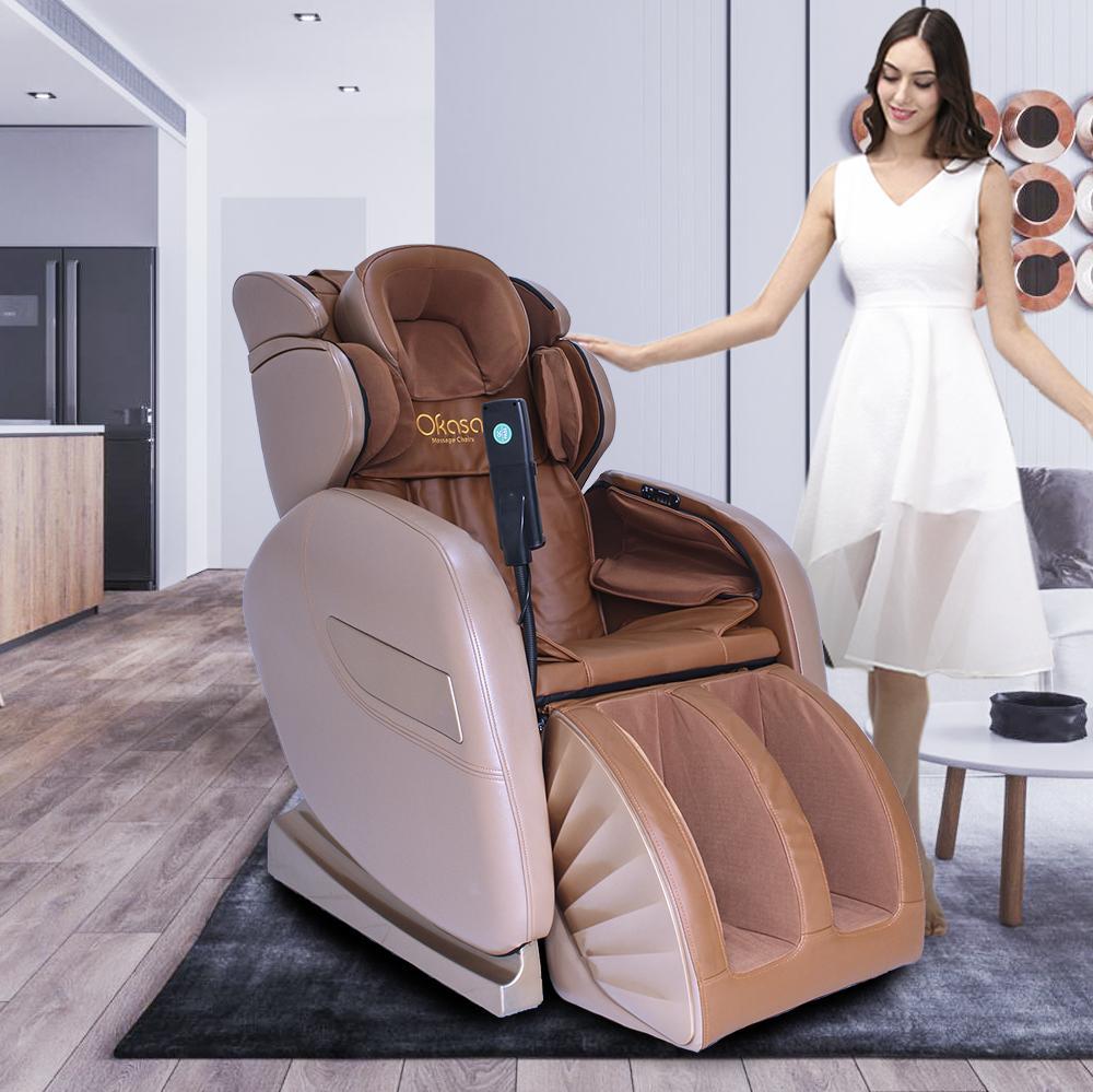Ghế massage Nhật Bản Okasa OS-268